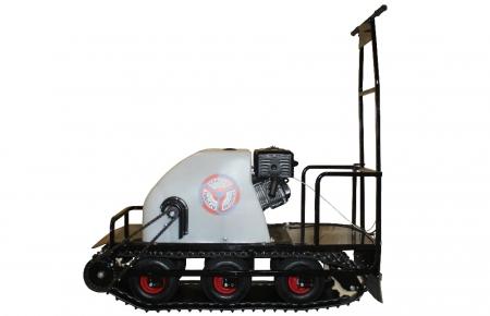 Мотобуксировщик Ураган КЛАССИКА 1450/1390 мм Бюджетная модель