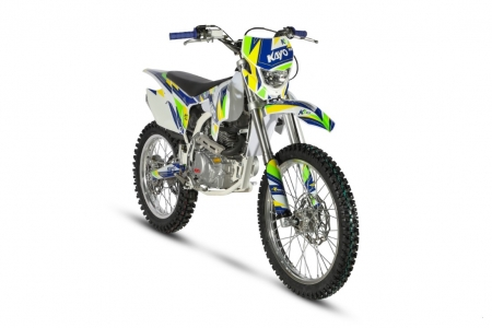 Мотоцикл кроссовый KAYO K1 250 MX 21/18 (2020 г.)