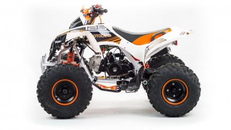 Квадроцикл MOTOLAND ATV RAPTOR 125 (комплект запчастей)