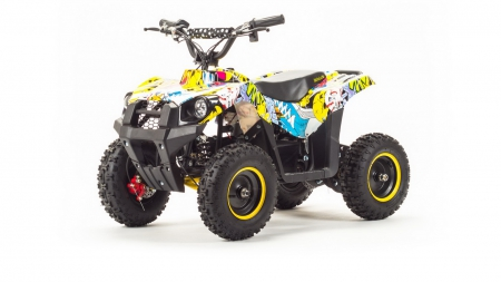 Квадроцикл (игрушка) MOTOLAND ATV SD8 (комплект запчастей)