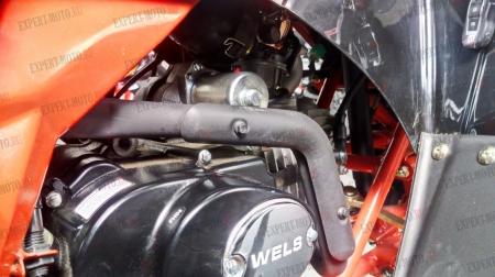 Квадроцикл WELS THUNDER EVO LUX X 125 (комплект запчастей)