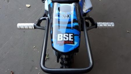 питбайк bse ph10-125e stunt BSEmoto