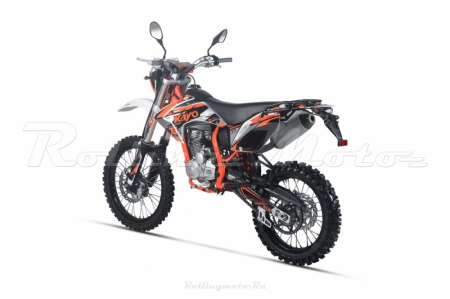 мотоцикл kayo t4 250 enduro (2019 г.) KAYO