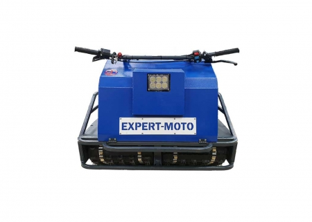 мотобуксировщик expert-moto 760 EXPERTMOTO