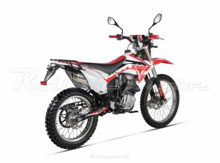мотоцикл кроссовый kayo t2-g 250 enduro 21/18 (2019 г.) KAYO