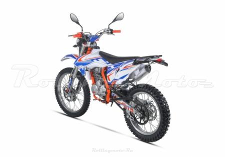 мотоцикл кроссовый kayo t2 250 mx (2019 г.) KAYO