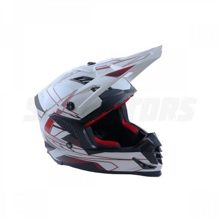 Детский кроссовый шлем ATAKI SC-15 Rift