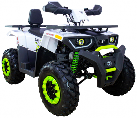 Квадроцикл AVANTIS Hunter 200 Lux NEW (комплект запчастей)
