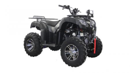 Квадроцикл HAMMER LUX 200 инжектор с лебедкой (комплект запчастей)