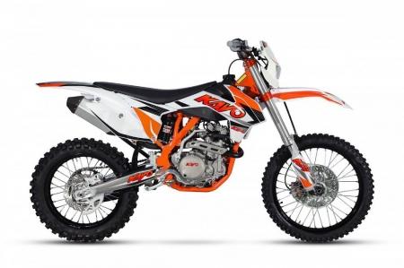 Мотоцикл кроссовый KAYO K6-L 250 ENDURO 21/18 (2019 г.)