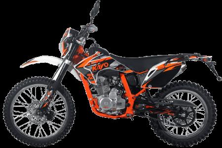 Мотоцикл кроссовый KAYO T2 250 ENDURO 21/18 (2019 г.)