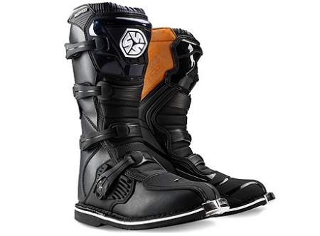 Ботинки SCOYCO черные