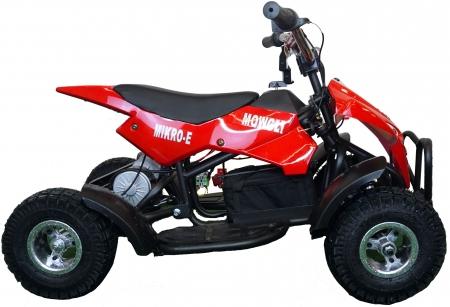Квадроцикл MOWGLI MIKRO-E (комплект запчастей)