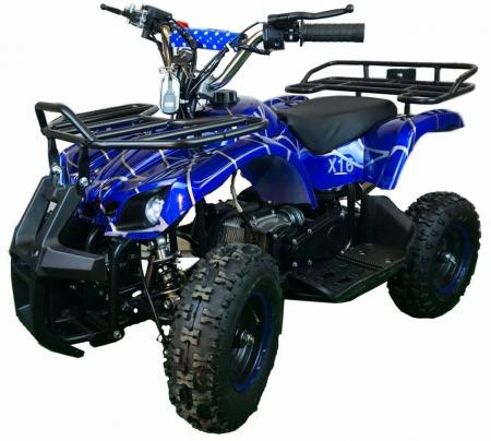Квадроцикл MOWGLI X16 (комплект запчастей)