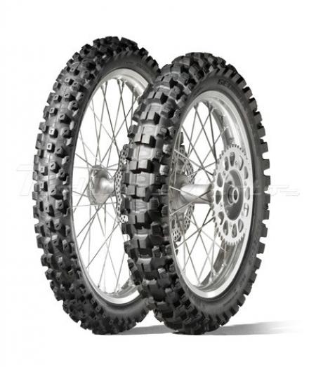 "Покрышка Dunlop 21"" 80\100-21 Geomax MX 71 (51M) TT"