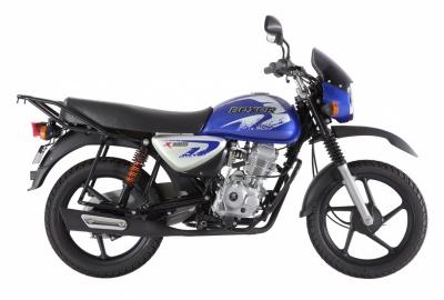 Мотоцикл Bajaj Boxer BM 125 X (4 ступенчатая коробка передач)
