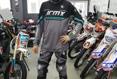 Штаны для мотокросса JCMX Sochi