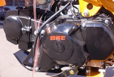 питбайк bse ph10-125e neon BSEmoto