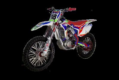 Мотоцикл BSE RTC-300R 21/19