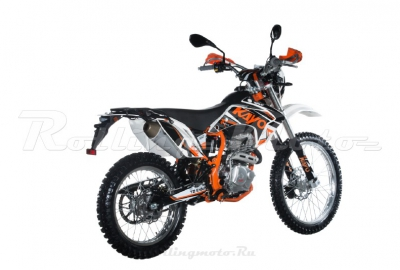мотоцикл kayo t2 250 enduro 21/18 (2018 г.) KAYO