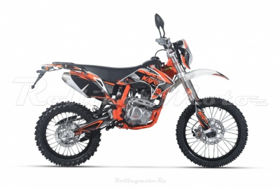 Мотоцикл KAYO T4 250 ENDURO (2019 г.)