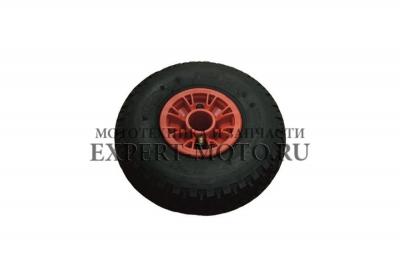 Пневмо колесо подготовленное 260*85 металлические втулки с сальниками и 202 шариковыми подшипниками. Paxus 500, 500 Avant, 500 Grand, 550, 550 MD