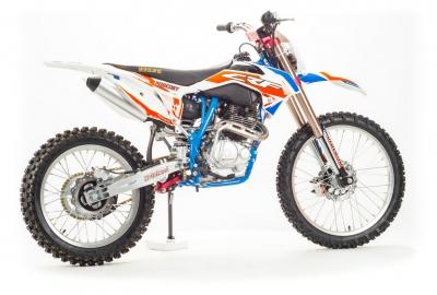 мотоцикл кросс 250 crf250 MOTOLAND