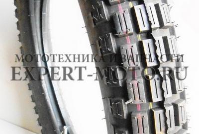 Покрышка задняя с камерой 3.25-16 VEGAS