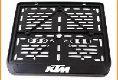 Рамка для номера мотоцикла KTM