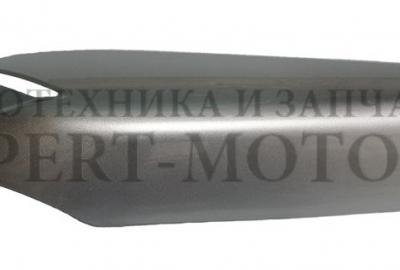 Пластик декоротивный на глушитель MORENO