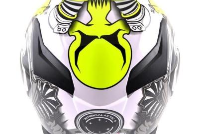 Шлем интеграл Ataki FF311 Skull
