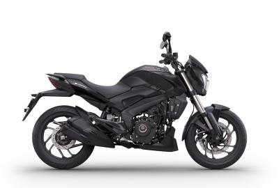 Мотоцикл Bajaj Dominar 400 (2020 г.) черный матовый