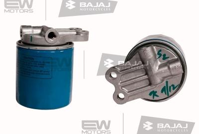 Фильтр масляный в сборе (MAXIMA) BAJAJ BA122209 (BA103041)