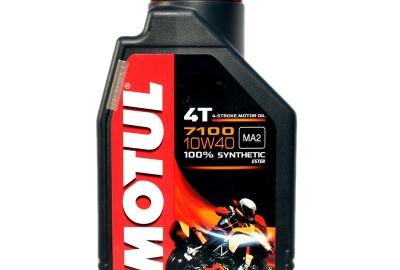 Масло MOTUL моторное 7100 4Т 10w40 1л