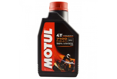 Масло MOTUL моторное 7100 4Т 5w40 1л