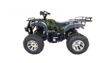 Квадроцикл WELS ATV Thunder 200 (комплект запчастей)