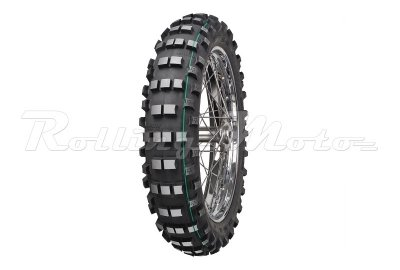 "Покрышка MITAS 18"" 110/100-18 C-18 Super Light 64R TT"